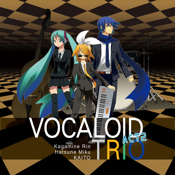 VOCALOID TRIO ACT2