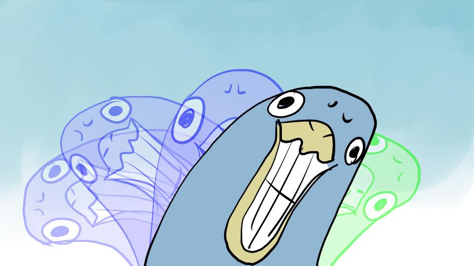 CLIP STUDIOでアニメを描きたい【その2】